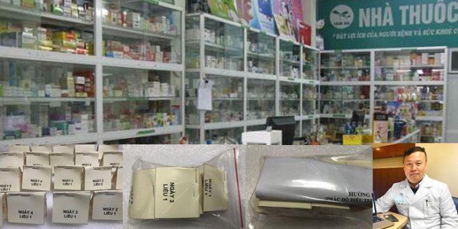 Thuốc hỗ trợ sau cai cắt cơn ma túy Tây sơn