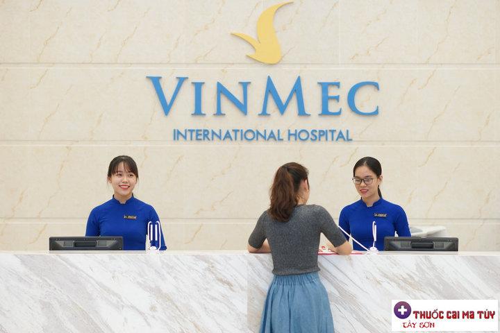 Bệnh viên Vinmec hiện có điều trị chăm sóc giảm nhẹ cho bệnh nhân ung thư giai đoạn cuối