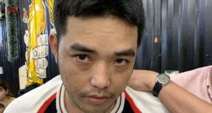 Bắt kẻ truy nã mang theo súng và ma túy Nghi phạm Phan Thành Luân