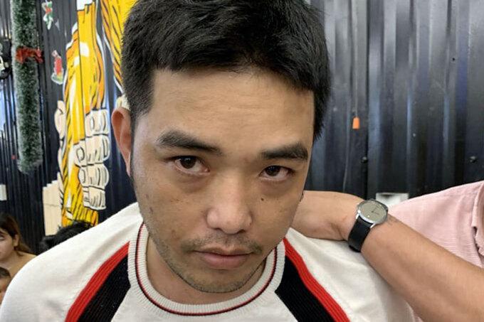 Bắt kẻ trốn truy nã mang theo súng và ma túy đá - Nghi phạm Phan Thành Luân