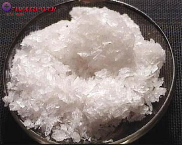 Methamphetamine (ma tuý đá)