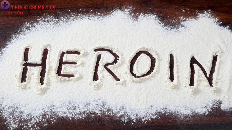 Ma túy Heroin