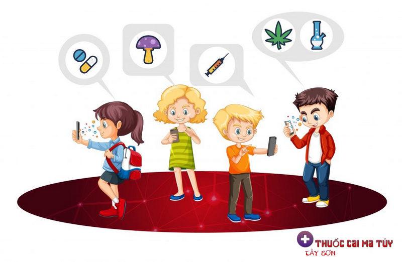 Lạm dụng ma túy ở học sinh – nỗi đau nhức nhối toàn xã hội