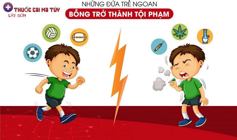 Chung tay bảo vệ thế hệ trẻ trước hiểm họa ma túy