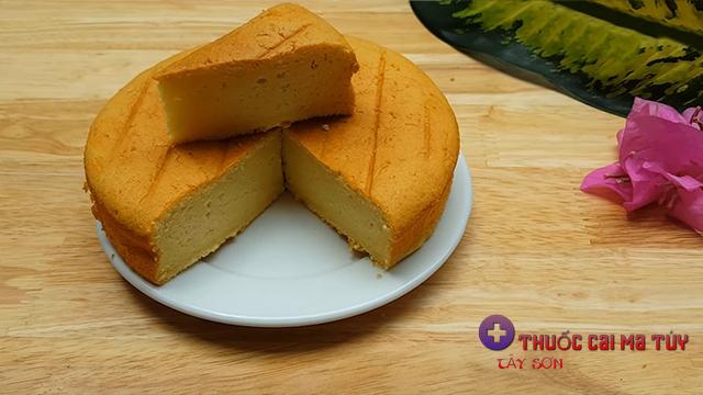 Cách làm bánh bông lan bằng nồi chiên không dầu mềm xốp